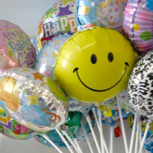 18cm stick balloon