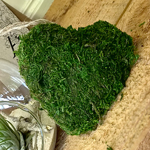 moss heart gold coast florist