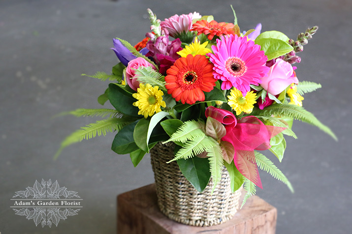 gold coast florist parkwood flower arrangement delivery