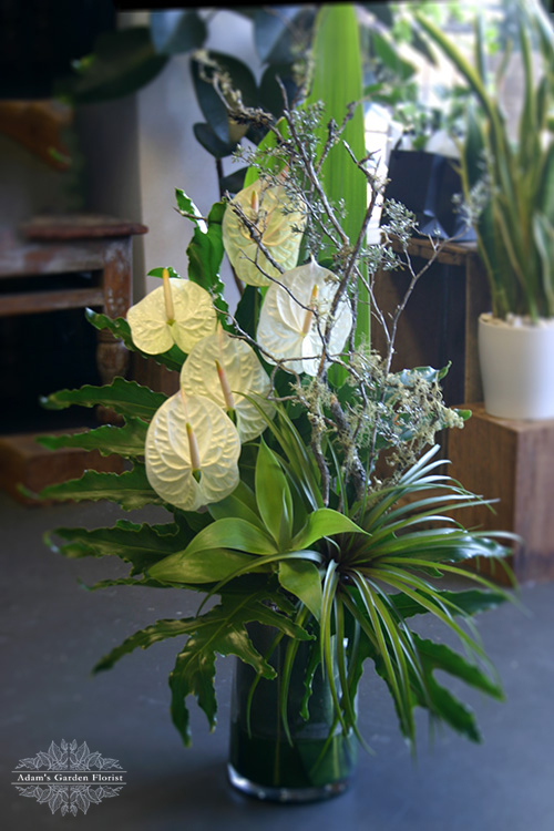 green-tropical-arrangement