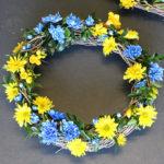 natural twig wreath gold coast