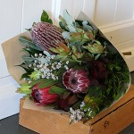 native flower bouquet Gold Goast Florist