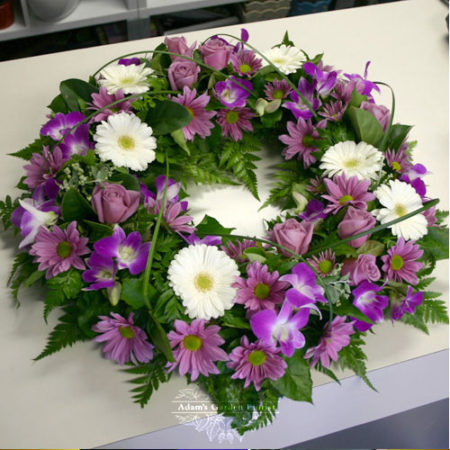 floral wreath gold coast delivery