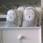 owl cushion soft toy gift gold coast