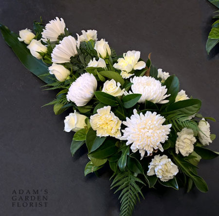 funeral casket coffin flowers gold coast