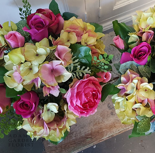 Gold Coast artifical flowers gift delivery