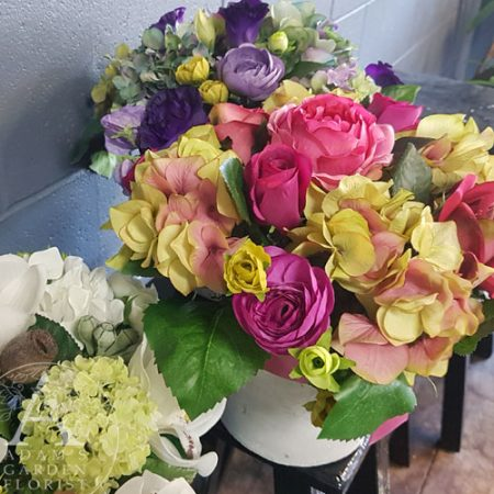 silk flowers gift gold coast florist delivery