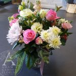 Bouquet-in-Vase floral delivery Gold Coast