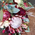 king protea wedding flowers gold coast
