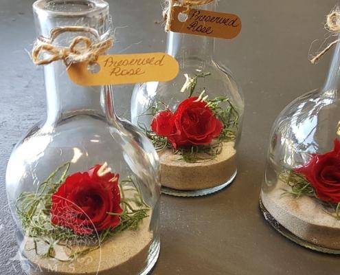 preserved-rose-bottle Gold Coast delivery