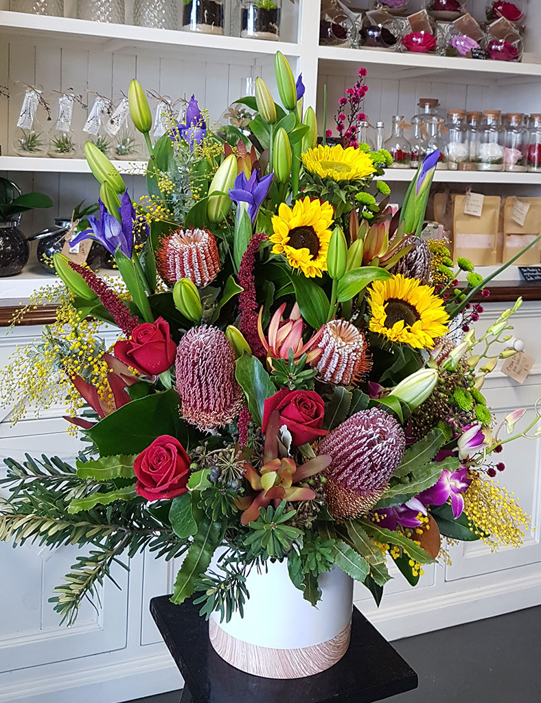 Adam's Garden Florist Gold Coast Flowers for delivery