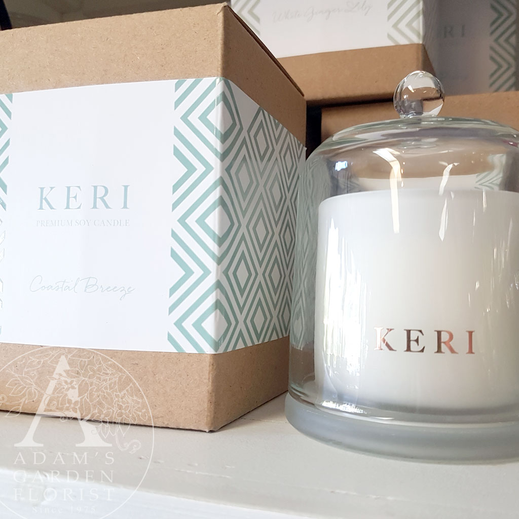 keri soy candle gift for delivery Gold Coast florist